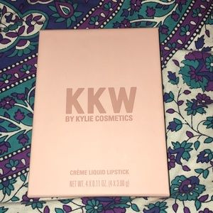 KKW by Kylie cosmetics